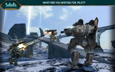 Walking War Robots Apk Mod (Mod Money) 3