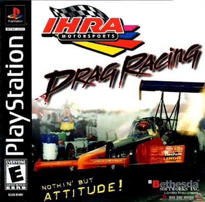 descargar ihra drag racing psx mega