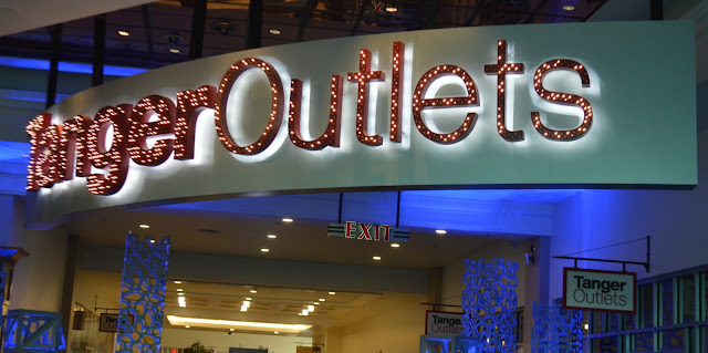Tanger Outlets at Foxwoods Resort Casino