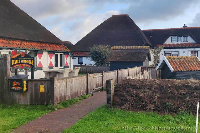 Den Burg Texel Island