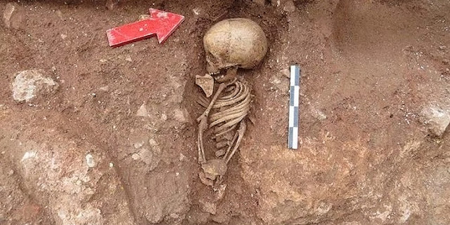 Burial pit in Portugal testifies to the violence of the Christian Reconquest