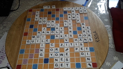 Bangalore Scrabble 2017 game 3