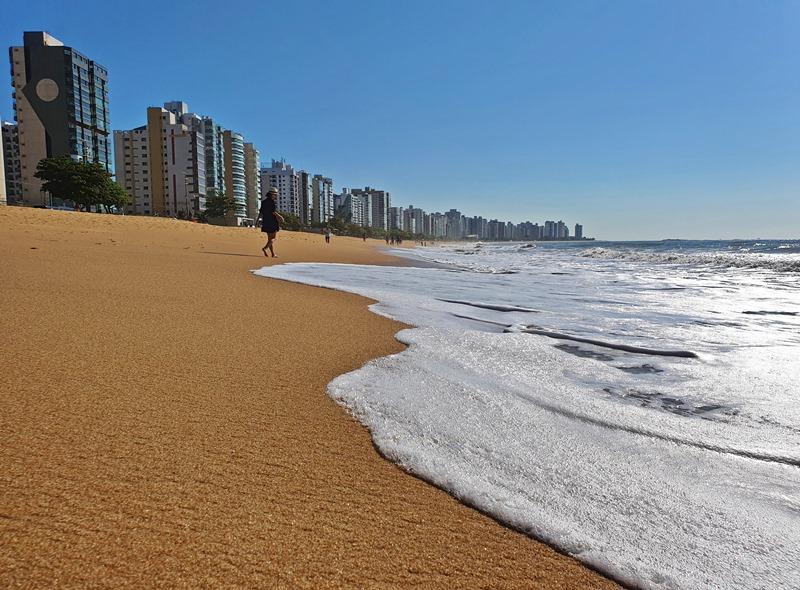 Praia de Itaparica, Vila Velha