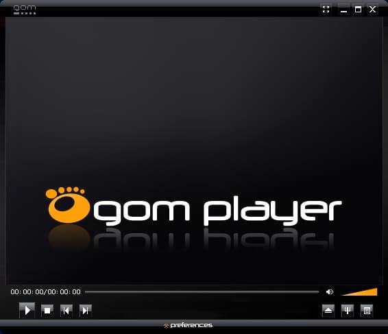 تحميل مشغل فيديو GOM Media Player