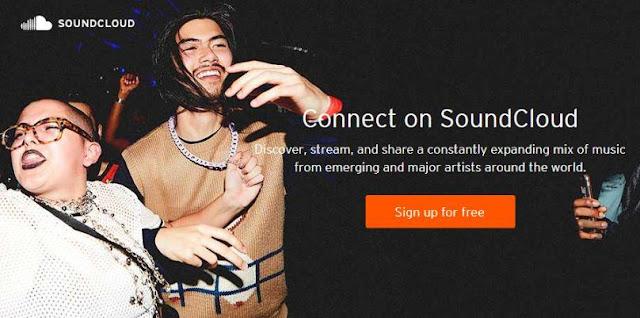 Cara Membuat Akun Soundcloud di PC dan Smartphone
