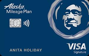 Bank of America Alaska Airlines Visa Signature Card Review [Limited Time Offer: 50,000 Bonus Miles]