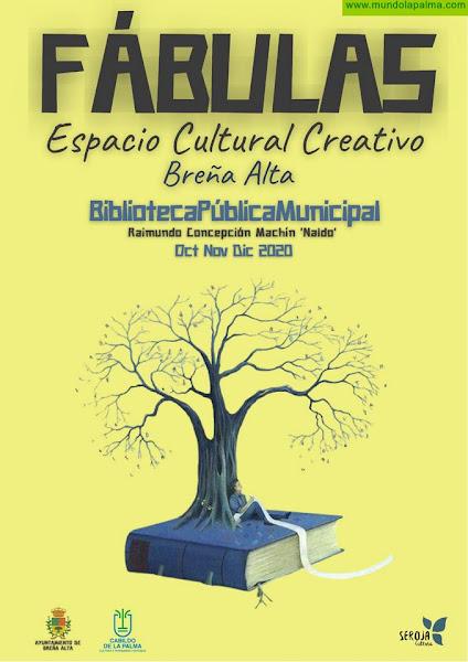 El Ayuntamiento de Breña Alta y Seroja Cultura ponen en marcha 'Fábulas', un atractivo proyecto que vincula la lectura con las emociones y la creatividad