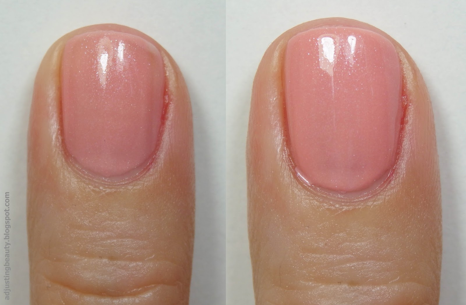 Review Avon Gel Finish Nail Polishes Creme Brulee Dazzle Pink Red Velvet Giveaway