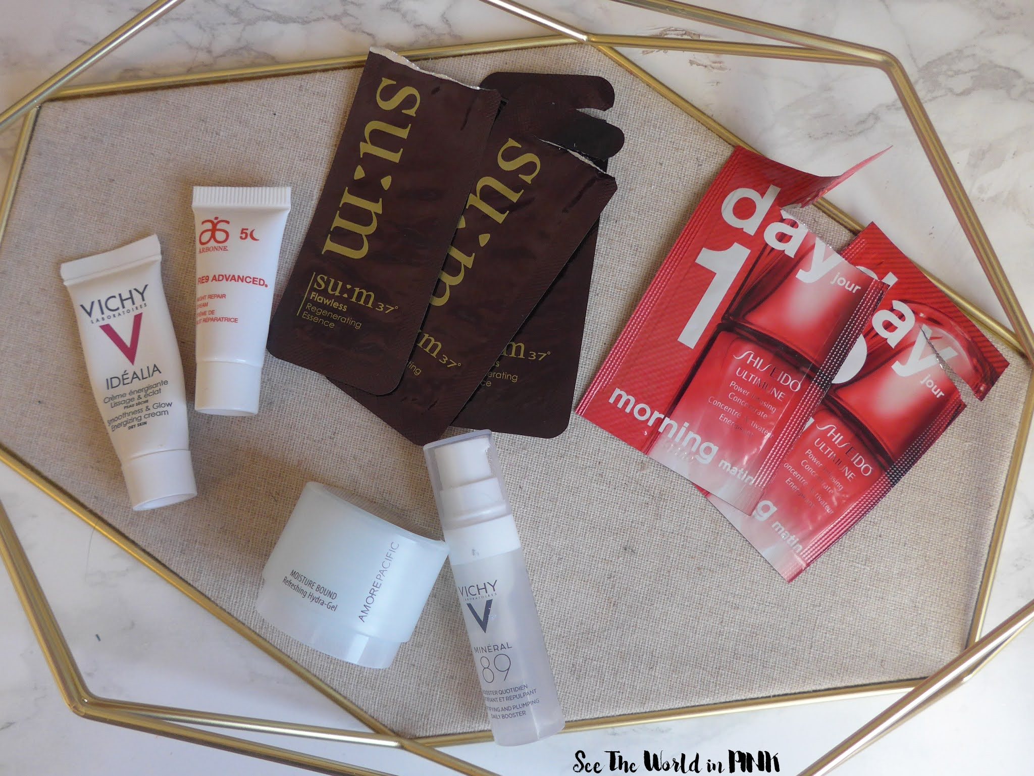 July 2020 - Monthly Empties