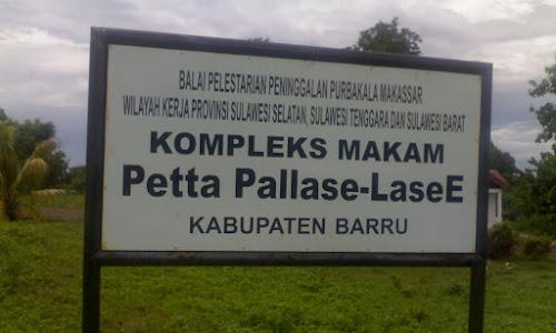 Komplek Makam Raja Tanete, Petta Pallasae'-lase'E (Petta Sogi'E)