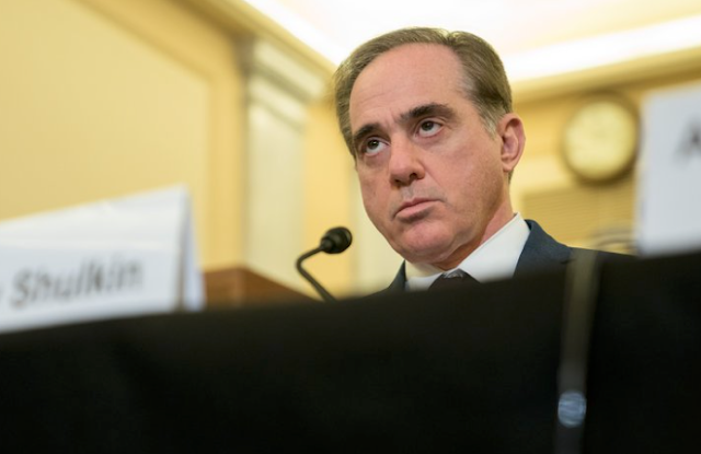VA chief's firing portrayed as chaotic, but Trump had some good reasons