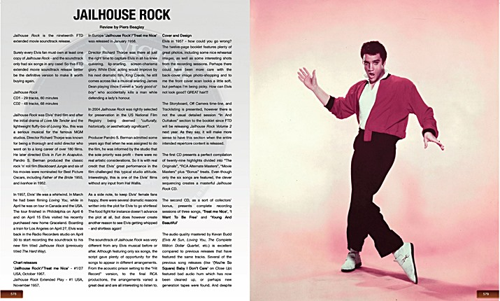 Elvis Day By Day: November 25 - FTD Preview