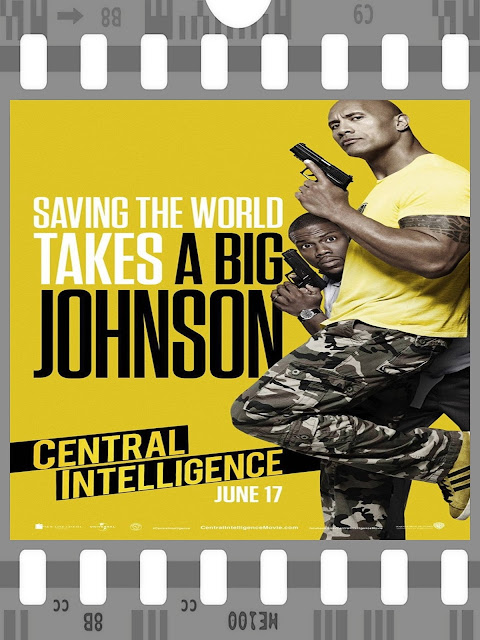 CENTRAL INTELLIGENCE (2016) ... DWAYNE JOHNSON And KEVIN HART Do ACTION COMEDY Like No Other!!!