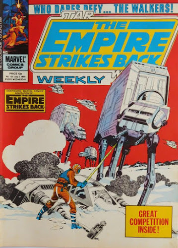 Empire Strikes Back Weekly #123