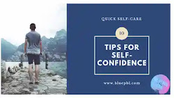 10 tips to get self-confidence