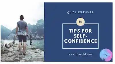 Self confidence vs self esteem the way to feel confident