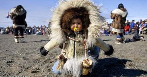 Los inuit: los poetas del ártico.
