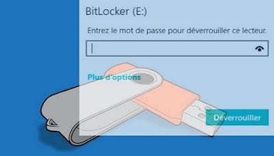 شرح قفل الفلاش USB بكلمة سر بدون برامج
