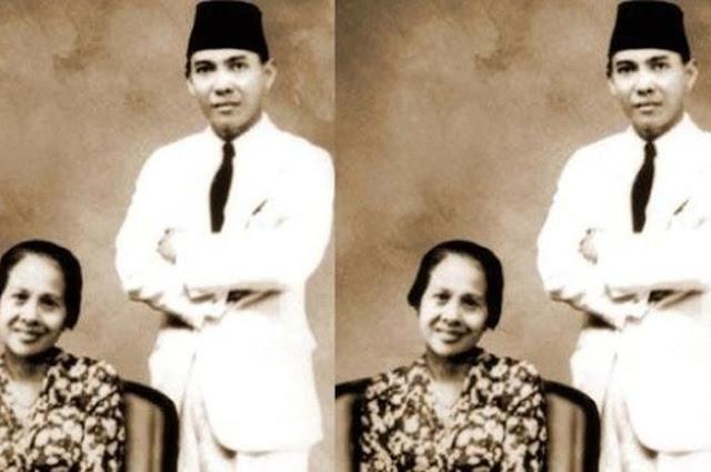 """Kisah Cinta Soekarno dengan Ibu Kos, """"Ia Masih Istri Sanusi dan Aku Suami Oetari..."""""""