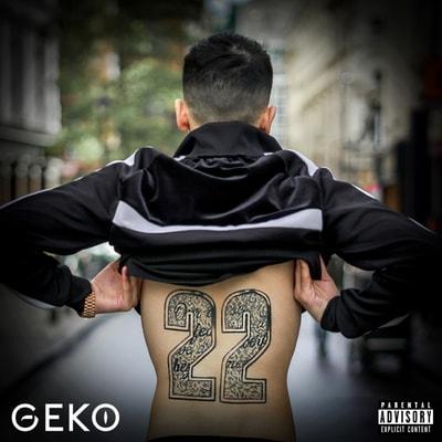 Geko - 22 (2019) - Album Download, Itunes Cover, Official Cover, Album CD Cover Art, Tracklist, 320KBPS, Zip album
