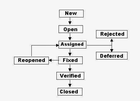 Bug or Defect Life Cycle