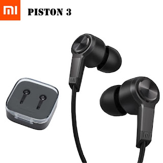 earphone xiaomi mi piston 3