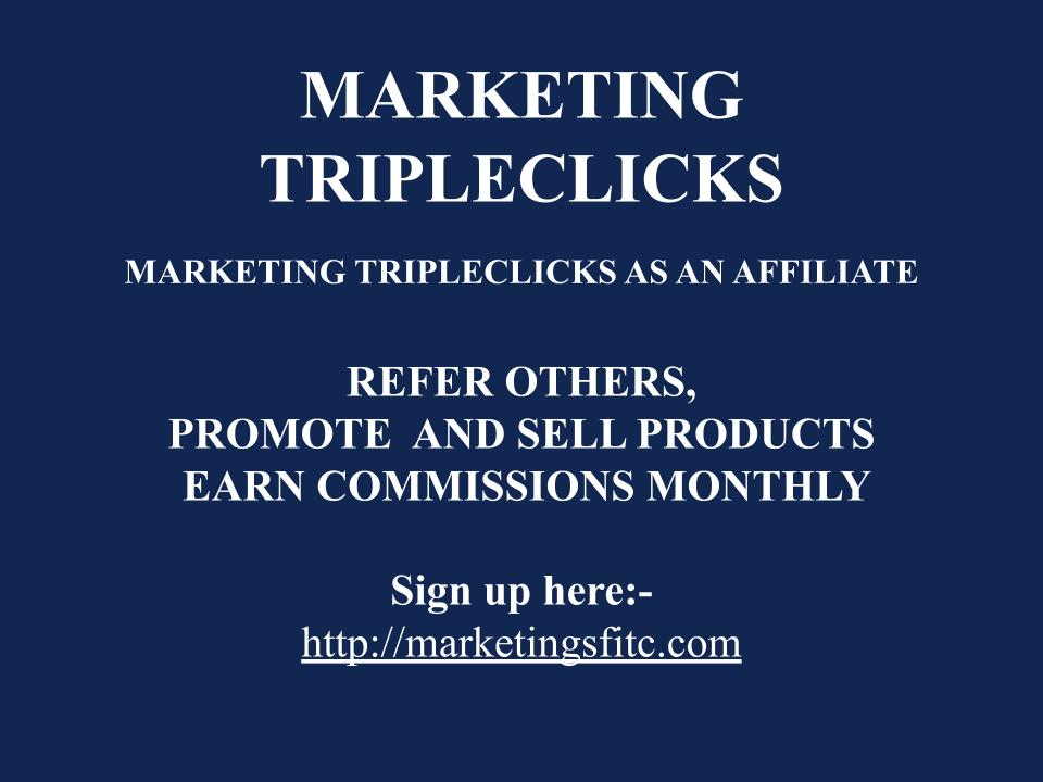 Marketing TripleClicks