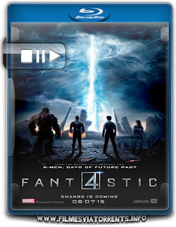 Quarteto Fantástico Torrent - BluRay Rip 720p e 1080p Dual Áudio