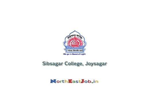 Sibasagar-College-Jobs-25-December-2019