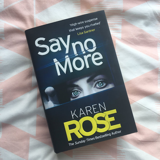 Say_No_More_Karen_Rose_book_review