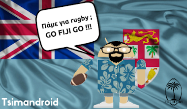 GO FIJI GO ! | Tsimandroid