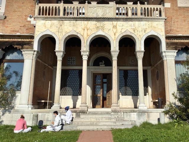 A Visit to Villa Hériot with Designer Roger Thomas - Discovering the International University of Art Restoration in Venice