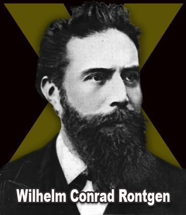 Foto Wilhelm Conrad Rontgen