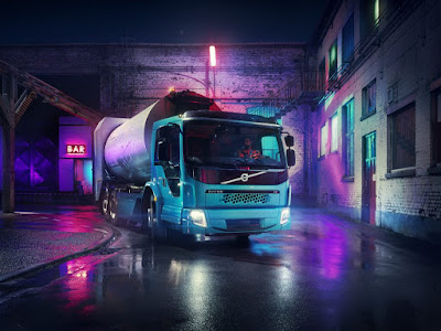 Volvo levará caminhões elétricos para Califórnia