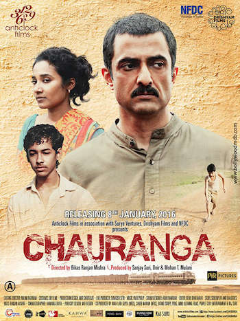 Churanga (2016) Hindi Movie DVDRip Download 720P 300MB