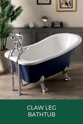 Claw-Leg-Bathtub