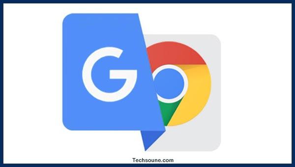 ترجمة صفحة موقع في Chrome