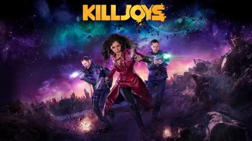 Killjoys 2ª Temporada