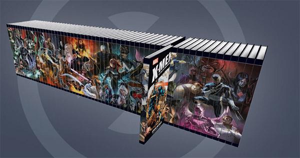 X-Men, une collection de 80 albums chez Hachette
