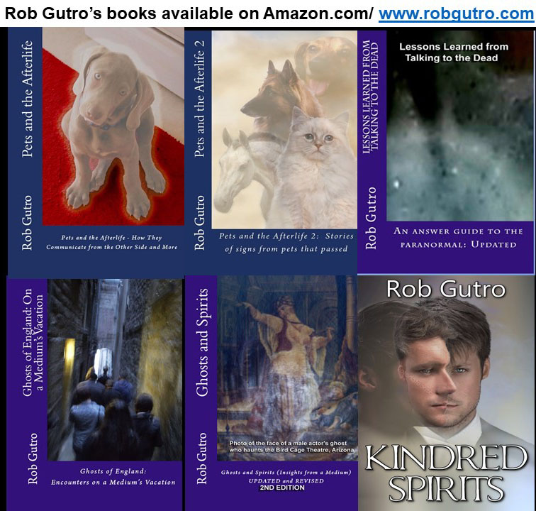 Rob Gutro's Ghosts and Spirits Blog: TODAY from 9am-5pm