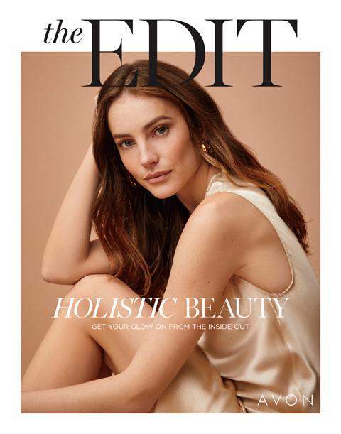 AVON The EDIT Holistic Beauty Campaign 7 - 10 2021