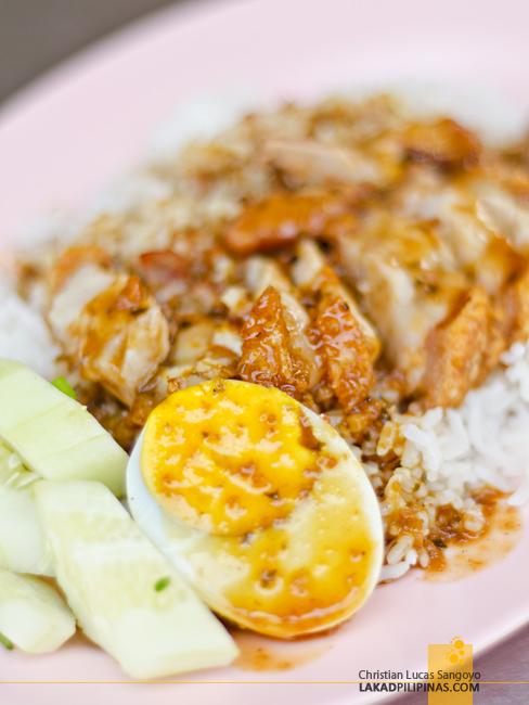 Chiang Mai Crispy Pork Rice