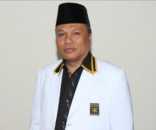 Hi. Amir Liputo Perjuangkan Warga Kurang Mampu Dapat Bantuan Rumah