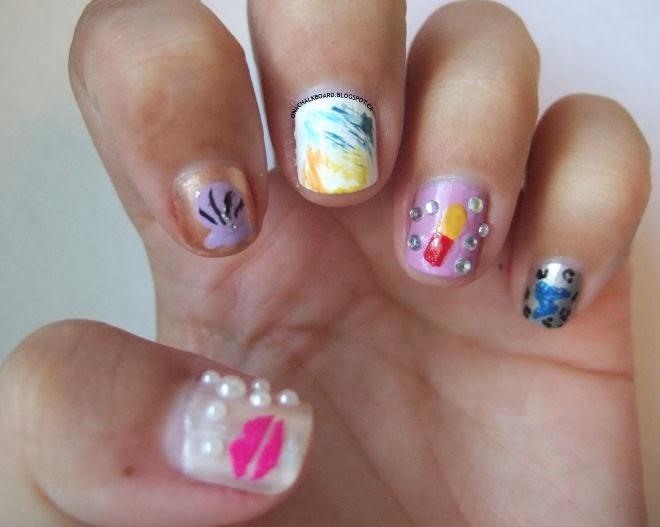Gaga For Nail Art: 2013 Edition