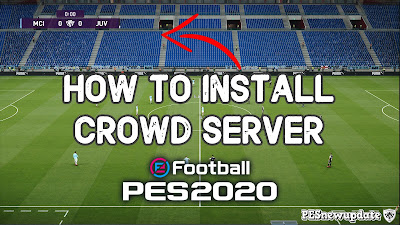 PES 2020 [Sider Module] CrowdServer MoDULE by Nesa24