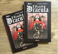 """Vinci gratis copia del cartonato """"I fratelli Dracula"""""""