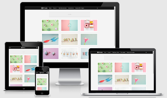 Phorto Template Keren untuk Wallpapper Free Download