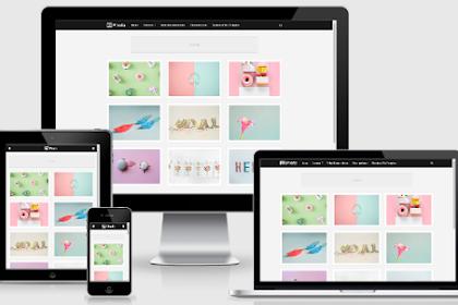 Phorto Template, Cocok untuk Blog Wallpapper Free Download