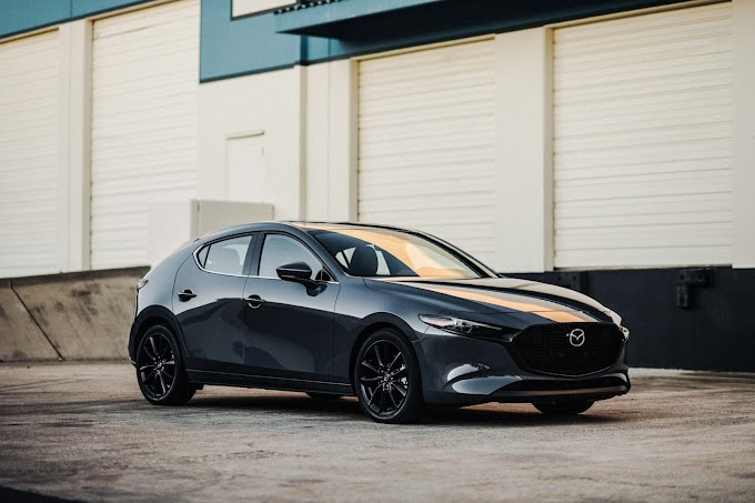 Leaked information about the new Mazda 3 2021
