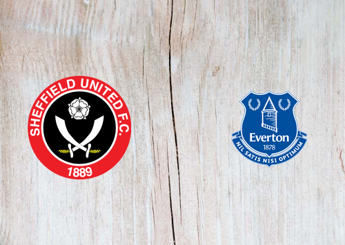 Sheffield United vs Everton Full Match & Highlights 20 July 2020